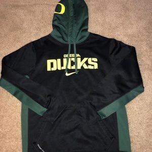Nike Oregon ducks hoodie